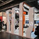 עיצוב ביתנים לתערוכה